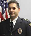 Pete Frisoni, Jr. Chief of Police